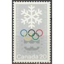 Canada - Innsbruck 1976 olümpia, **
