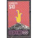 Mehhiko - Mexico 1968 olümpia V, **