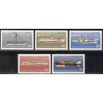 Saksamaa Berliin - laevad 1975, **