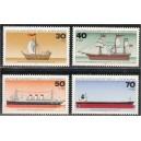 Saksamaa Berliin - laevad 1977, **