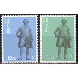 Iirimaa - Europa, skulptuurid 1974, **