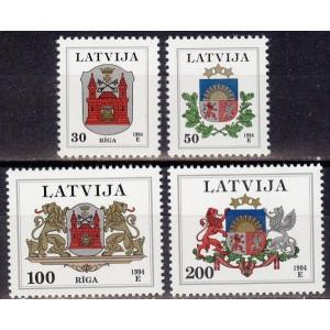 Läti - vapid 1994, **
