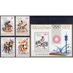 Senegal - München 1972 olümpia I, **
