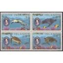 Cook Islands - kilpkonnad ja kalad 2007, **