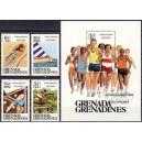 Grenada Grenadines - Seoul 1988 olümpia (I), **