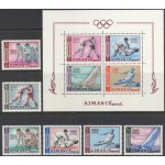 Ajman - Tokyo 1964 olümpia, **