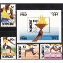 St. Vincent - Seoul 1988 olümpia, **