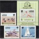 Cayman Islands - Seoul 1988 olümpia, **