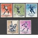 Hispaania - Tokyo 1964 olümpia, **