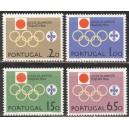 Portugal - Tokyo 1964 olümpia, **