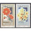 Mehhiko - lilled 1978, **