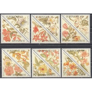 Suriname - lilled 1990, **