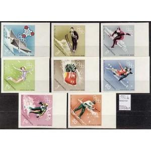 Ungari - Grenoble 1968 olümpia, lõigat. **