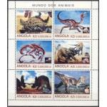 Angoola - saurused 2000, **