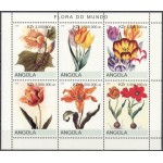 Angoola - lilled, tulbid 2000 (II), **