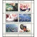 Angoola - lilled, vesiroosid 2000, **