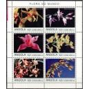 Angoola - lilled, orhideed 2000, **