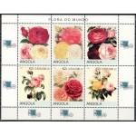 Angoola - lilled, roosid 2000 (I), **