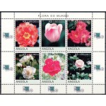 Angoola - lilled, roosid 2000 (II), **