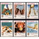 Mosambiik - Seul 1988 olümpia, MNH