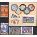 Gambia - Seoul 1988 olümpia (I), **