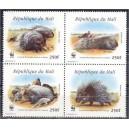 Mali - loomad WWF, okassiga 1998, **
