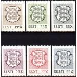 1992 Eesti vapp - rullimargid, puhas (MNH)