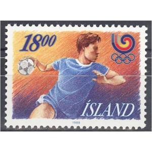 Island - Seoul 1988 olümpia, **