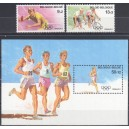 Belgia - Seoul 1988 olümpia, **