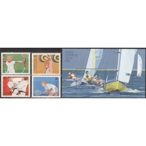 Portugal - Seoul 1988 olümpia, **