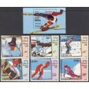 Laos - Calgary 1988 olümpia (II), **