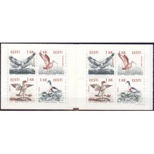 Eesti - 1992 Mare Balticum - linnud, **