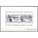 Monaco - Calgary 1988 olümpia, **