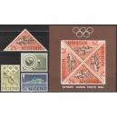 Nigeria - Tokyo 1964 olümpia, **