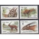 Vietnam - loomad WWF 2000, **