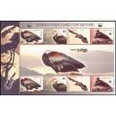 Lesotho - linnud WWF 2004, **