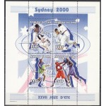 Tchad - Sydney 2000 olümpia, **