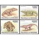 Burundi - eelajaloolised loomad 2011, **