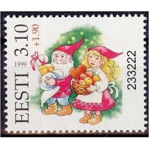Eesti - 1999, Jõululoterii, **