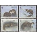 Iirimaa - fauna WWF 1992, **