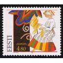 "1997 Europa - ""Kullaketrajad"", puhas (MNH)"