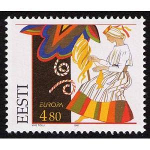 """Eesti - 1997 Europa - """"Kullaketrajad"""", **"""