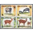 Filipiinid - loomad WWF 1997, **