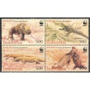 Indoneesia - roomajad WWF, komodo varaanid 2000, **