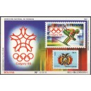 Boliivia - Calgary 1988 olümpia, **