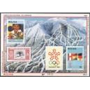 Boliivia - Calgary 1988 olümpia (IV), **