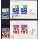 Korea - Seoul 1988 olümpia XI, **