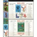 Belize - olümpiamängude ajalugu 1981, **