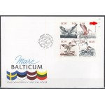 1992 Mare Balticum - FDC, tüüp 6, (MNH)