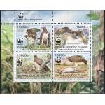 Guinea - linnud WWF 2013, väikepoogen **